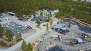 Safaritalo, Kalajoki Hiekkasärkät