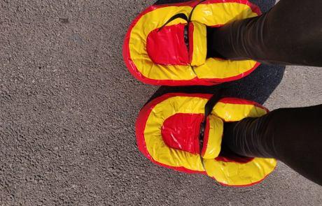 new speed shoe